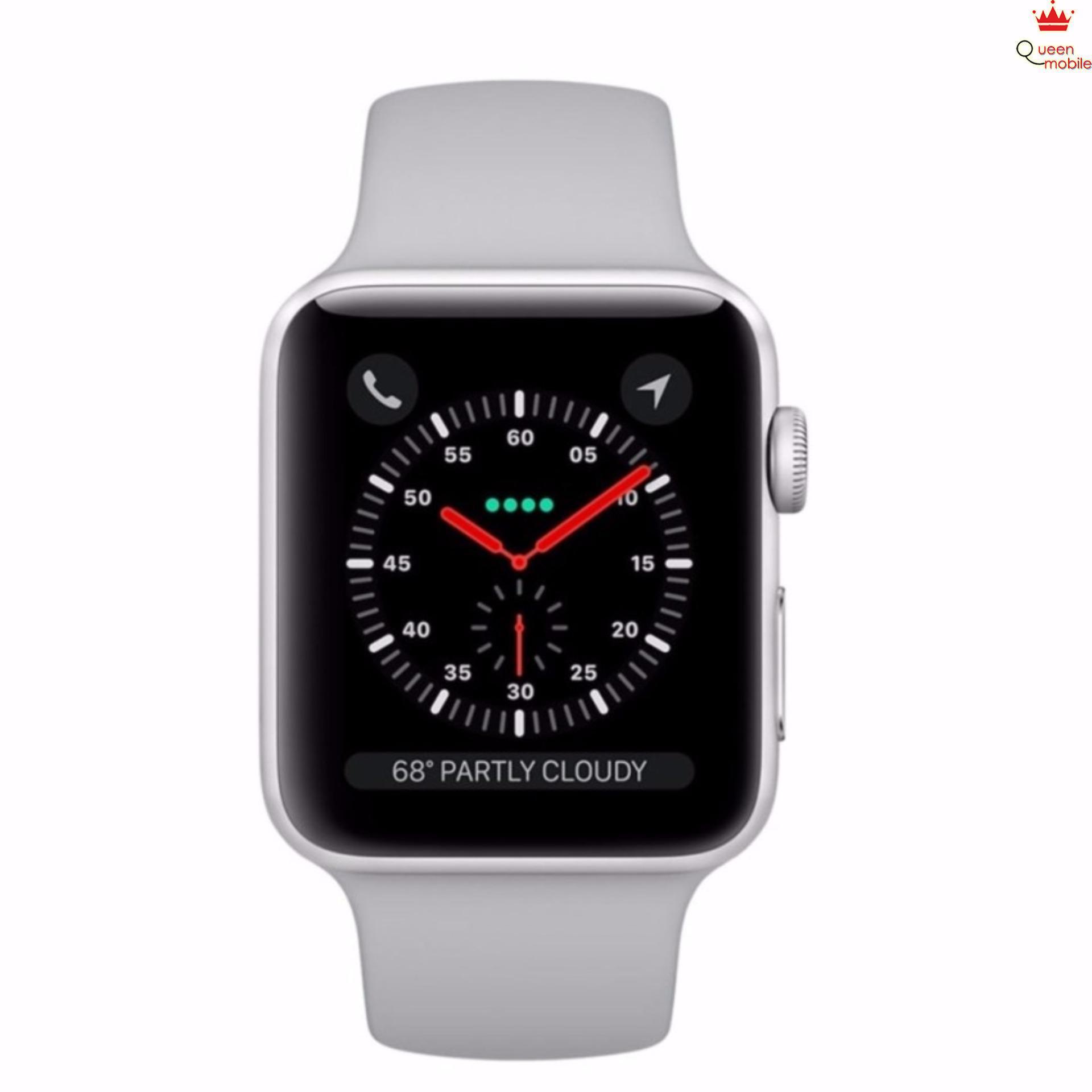Đồng hồ thông minh Apple Watch Series 6 GPS + Cellular 44mm MG2D3 Gold Aluminium Case with Pink Sand Sport Band