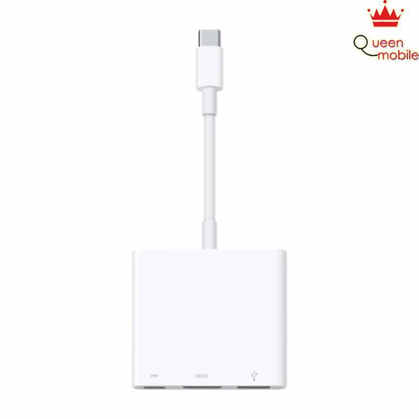 Dây Cáp Chuyển Đổi USB Type-C Sang USB Apple MJ1M2ZP/A - Hàng Chính Hãng