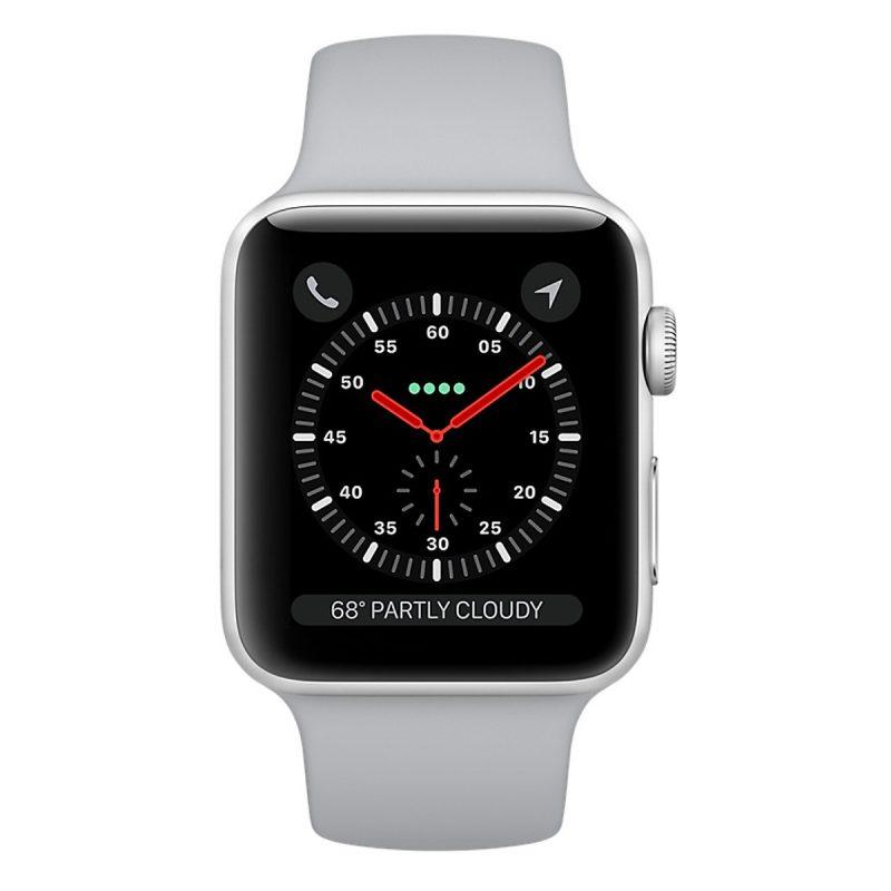 Đồng hồ thông minh Apple Watch SE GPS + Cellular 44mm MYEY2 Gold Aluminium Case with Plum Sport Loop