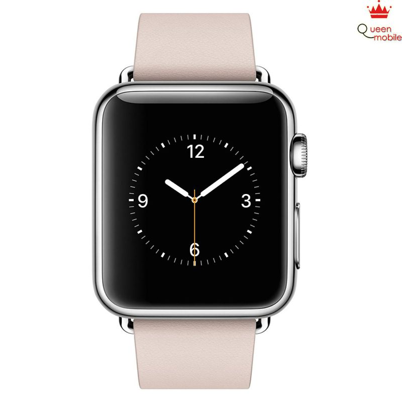 Đồng hồ thông minh Apple Watch Series 6 GPS + Cellular 44mm M09H3 Graphite Stainless Steel Case with Black Sport Band