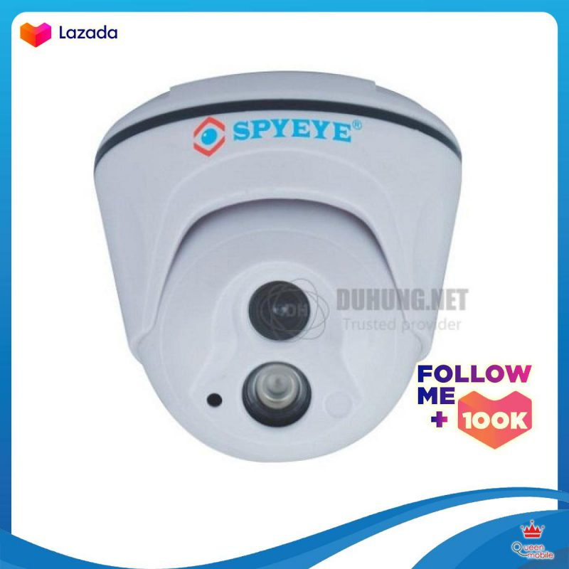 Camera AHD SPYEYE SP-2070AHD 1.5 giá rẻ tại QueenMobile