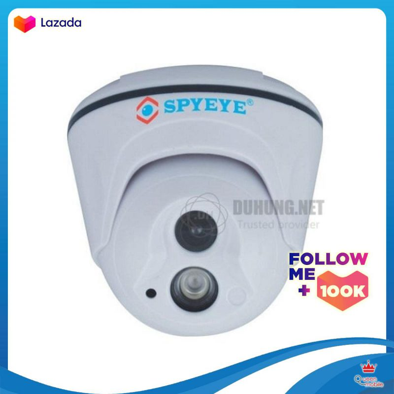 Camera AHD SPYEYE SP-2070AHD 2.0 giá rẻ tại QueenMobile
